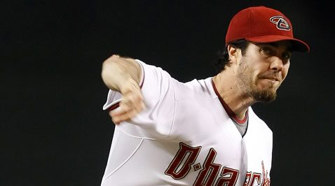 Haren shuts down Dodgers in D-Backs' win