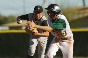 Peoria baseball battles but falls to Copper Canyon
