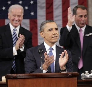 Barack Obama, Joe Biden, John Boehner