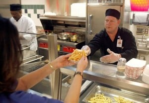 E.V. restaurant employs 39 disabled workers