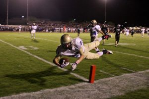 O'Connor holds court against Mountain Ridge