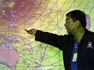 Philippines Japan Tsunami Evacuation