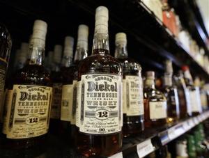 Whiskey Wars