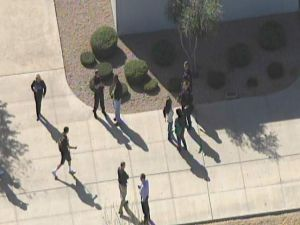 Dobson High School Bomb Threat
