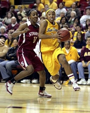ASU's January faces tough task of guarding Wiggins