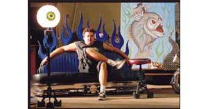 Fairlanes become furniture in Tempe craftsman's studio