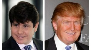 Blagojevich competing on 'Celebrity Apprentice'