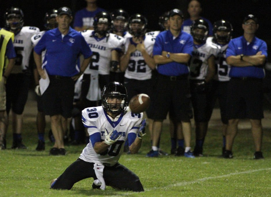 Valley Christian at Tempe Prep 9/28/2013