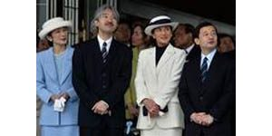 Panel backs women on Japanese throne