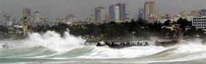 Hurricane Ivan nears Jamaica, kills at least 23
