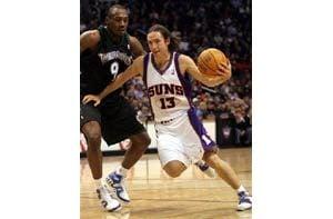 Nash scores 31 to lead Suns past Wolves