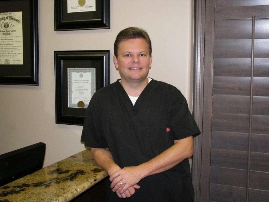 Best of Mesa 2014 Dentist:  Stan L. Covington