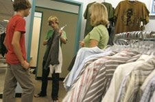 E.V. moms have distinct strategies for buying kids' clothes