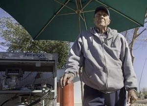 Scottsdale faces: Man extends a helping hand