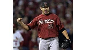 Clemens gets nod over Unit for Cy Young Award