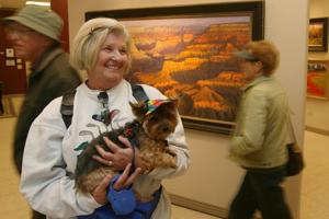Fiesta Bowl Art Walk draws visitors from far and wide