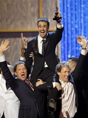 2009 Tony Awards set for Sunday June 7 on CBS