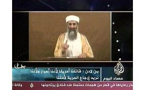 Al-Jazeera airs videotape by Osama bin Laden