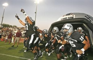 Power struggle as Hamilton meets Bishop Gorman