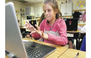 Creating the e-classroom in Scottsdale
