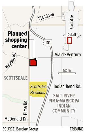 Super Target headed for Salt River Indian community