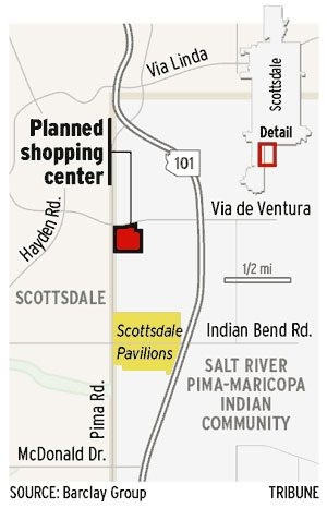 Super Target headed for Salt River Indian community
