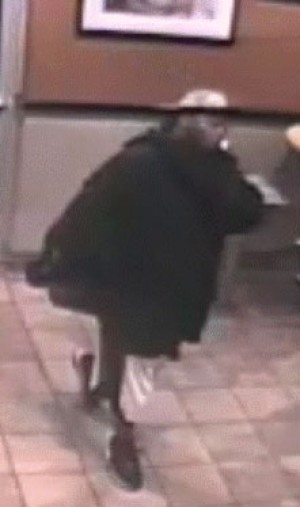 Nov. 7, 2011, McDonald's robber