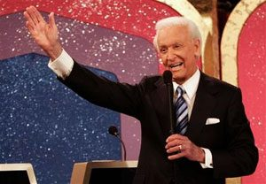Priceless Bob Barker ends record TV run