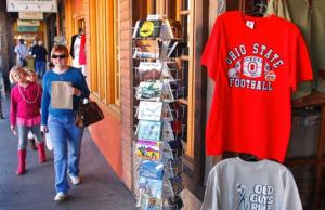 Retailers look to Fiesta Bowl fans for big sales