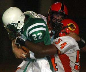 Late touchdown gives St. Mary's critical victory