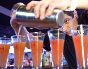 Nick Kadlec at The HUB Grill and Bar