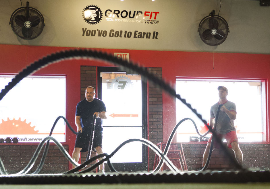 Best of Gilbert 2014 Place to Work Out: Funktional Fitness