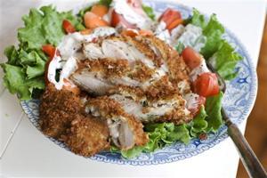 Food-Deadline-Fried Chicken