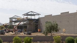 Fry's shopping center going up in Gilbert