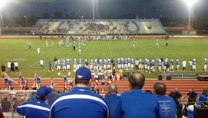 Poston Butte vs. Dobson football