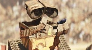 'WALL-E,' 'Wanted' team up as $100 million duo