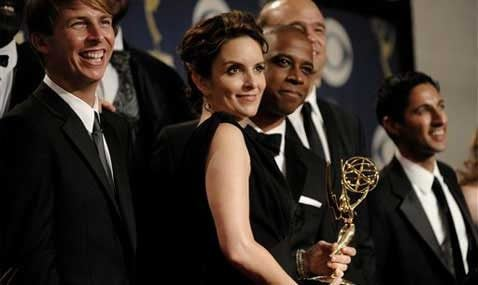 'Mad Men,' '30 Rock' take top series Emmys