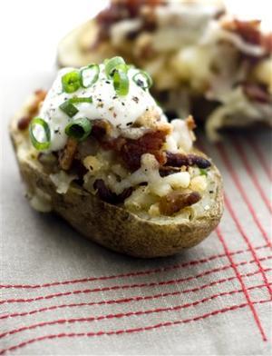 Food Super Bowl Potato Skins