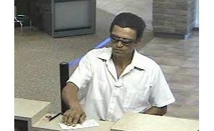 Mesa police seek bank robber