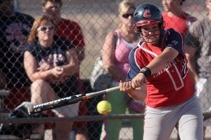 Big inning propels Centennial to next round