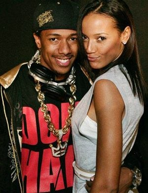 Nick Cannon engaged to lingerie model