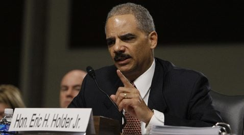 I'm no attorney, but AG Holder is dangerous 