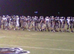 Desert Ridge vs. Skyline football