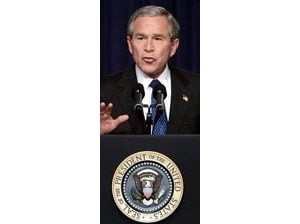 Bush outlines agenda for second term