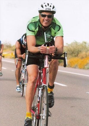 East Valley victories: Locals raising cash for organ donation during cycling's Race Across America