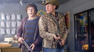 'Zombieland' more about laughs than chills