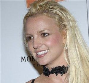 Britney tops Yahoo searches for 2007 