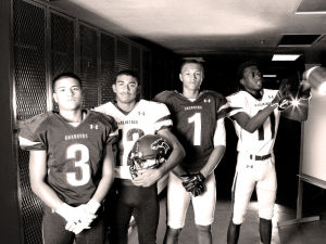 VX football preview: McClintock Chargers