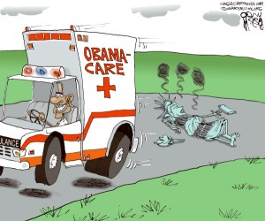 Obamacare kills Liberty