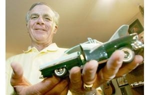 Jim Ashcraft: Model cars